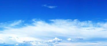 云彩 免版税图库摄影