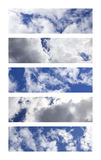 云彩 图库摄影