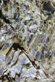 云母的堆集作用 免版税库存照片