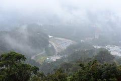 云顶高原,马来西亚- 2017年11月2日:Genting高地神奇神色  免版税库存图片
