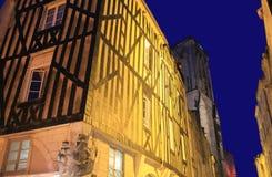 云香圣徒Sauver,拉罗歇尔(法国) 免版税库存图片