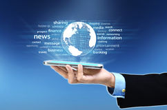 互联网企业系列 免版税图库摄影