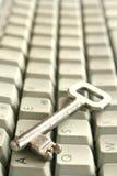 互联网关键字 免版税图库摄影