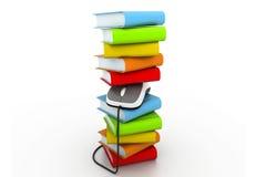 互联网教育 免版税库存图片
