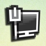 互联网象例证#2 免版税库存图片