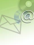 互联网邮件 免版税库存图片