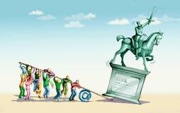 互联网革命 免版税库存图片
