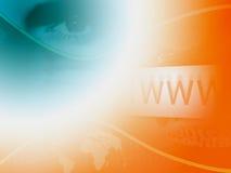 互联网 免版税库存图片