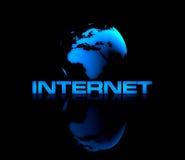 互联网 免版税图库摄影
