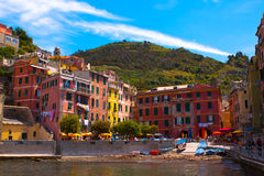 五乡地,意大利 免版税库存照片