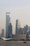 五天的上海 免版税图库摄影