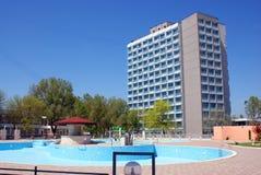 五家旅馆星形 免版税库存照片