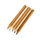 五支铅笔 图库摄影