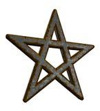 五角星形 免版税库存照片