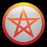 五角星形 免版税库存图片