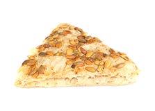 五谷面包 免版税库存照片