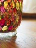 五颜六色和抽象玻璃 免版税图库摄影