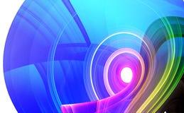 五颜六色抽象的背景 皇族释放例证