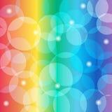 五颜六色抽象的背景 库存图片
