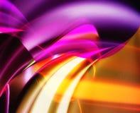 五颜六色抽象的背景 向量例证