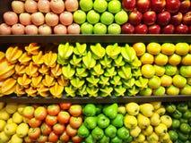 五颜六色果子。 免版税图库摄影
