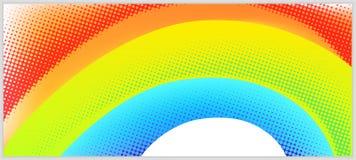 五颜六色的传染媒介背景 免版税库存照片
