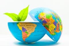 五颜六色的充满活力的世界 免版税库存图片