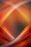 五颜六色的光抽象背景 免版税库存图片