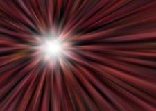 五颜六色的光线 图库摄影