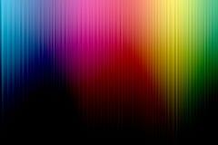 五颜六色的光谱背景 免版税图库摄影
