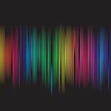 五颜六色的光谱 图库摄影