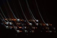 五颜六色的光 免版税图库摄影