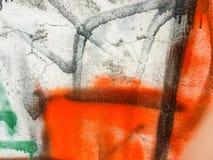 五颜六色的具体污点纹理背景 免版税图库摄影