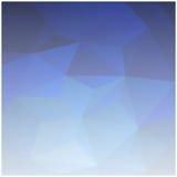 五颜六色的几何背景- eps10 免版税库存照片