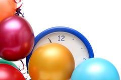 五颜六色的前夕新年度 免版税图库摄影