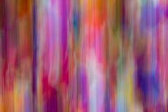 五颜六色的印象派背景 库存图片