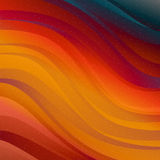 五颜六色的发光的传染媒介摘要背景 免版税库存照片