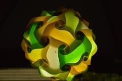 五颜六色的团是美丽的 免版税库存照片