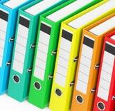 五颜六色的圆环包扎工具 免版税库存图片