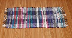 五颜六色的地毯 免版税库存图片