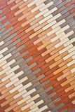 五颜六色的地面纹理 免版税库存照片