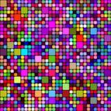 五颜六色的块 库存图片
