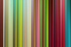 五颜六色的垂直线 免版税库存照片