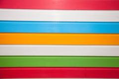 五颜六色的墙壁 免版税库存图片