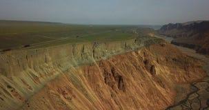 五颜六色的大峡谷鸟景色  图库摄影