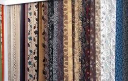 五颜六色的室内装饰品样式 图库摄影