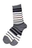 五颜六色的对袜子 库存照片