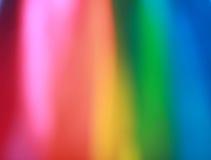 五颜六色的对角数据条 图库摄影