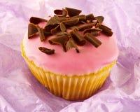五颜六色的小的杯形蛋糕 免版税库存照片