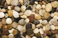 五颜六色的岩石 图库摄影